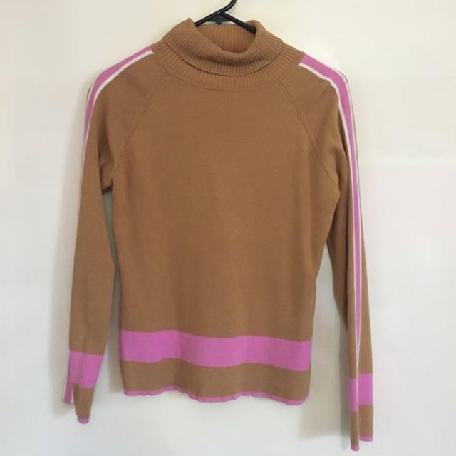 Vintage turtle neck jumper