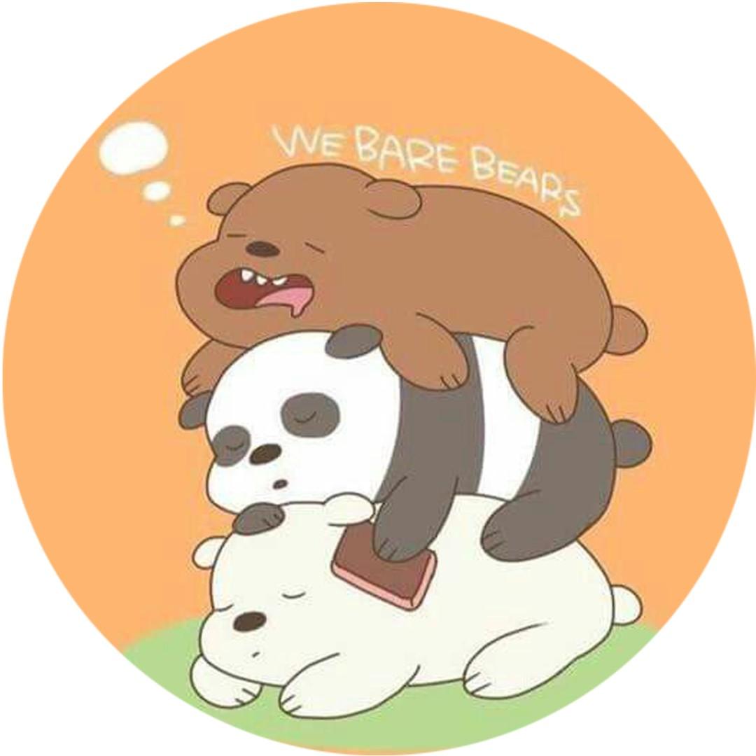 We Bare Bears Sleeping Electronics Mobile Amp Tablet