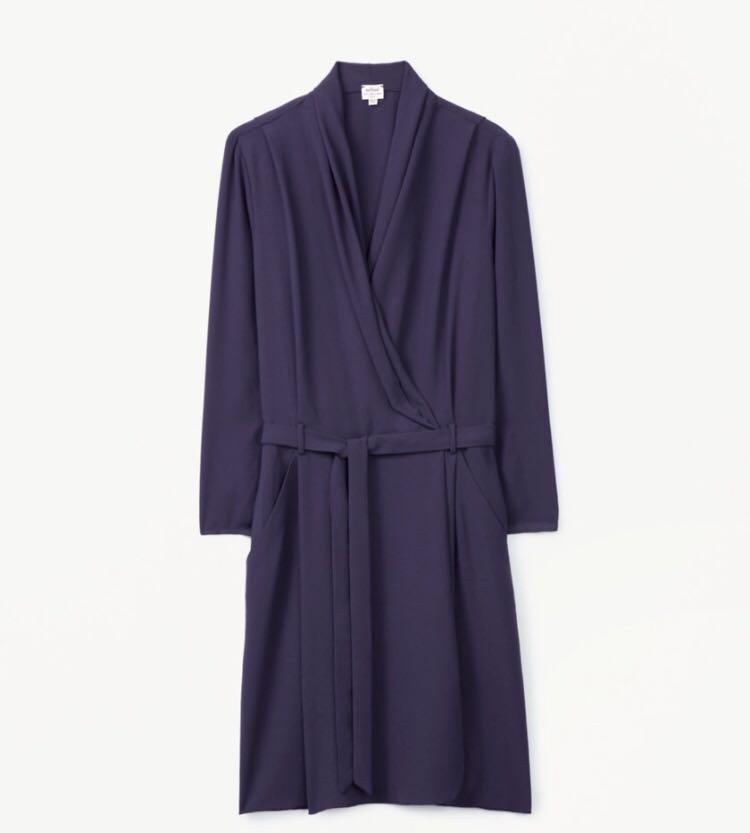 Wilfred 🍇 Long Franca Dress sz 4