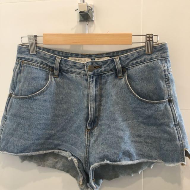 Wrangler jeans shorts