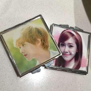 97% NEW | 鹿晗 Luhan & Jung Jessica 小鏡子