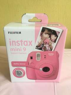 Brand New in box Polaroid instax mini 9 💎💎