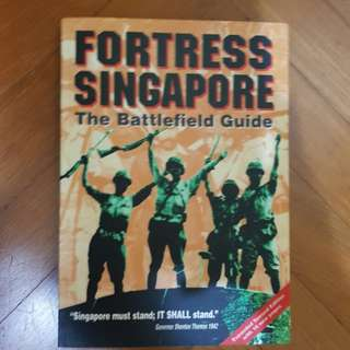 Fortress singapore (history military warfare book)