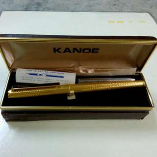 Kanoe Fountain Pen Vintage