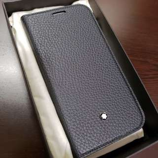 Mont Blanc cover case (S7)
