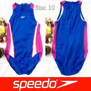 Branded Speedo One Piece Swimsuit KA7