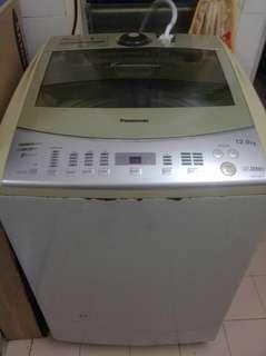 12kg Panasonic Washing Machine