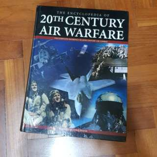 20th century Air Warfare  (history military warfare book)