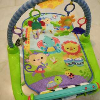 Fisher Price Baby Playgym