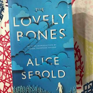 The Lovely Bones BEST SELLER NOVEL!!!
