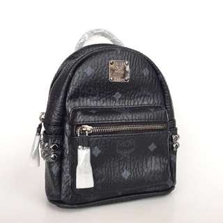 MCM BEEBOO mini backpack black