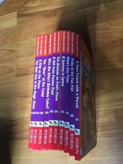 Robin books for kids