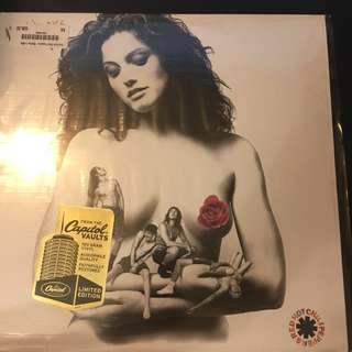 RHCP mothers milk LP