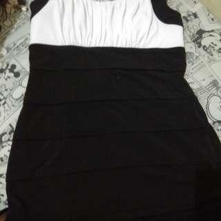 black and white dreas