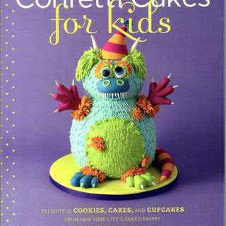 Confetti Cakes For Kids - Elisa Strauss