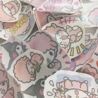 Sanrio My Melody PVCStickers