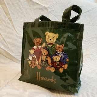 Harrods 購物袋 (99%新)