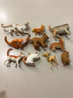 PL 10pcs Pets Animal
