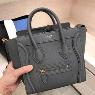 Celine luggage nano