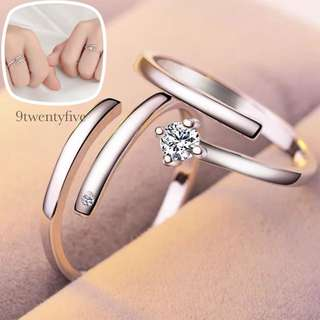 LAST PROMO✨Couple💖S925 Silver Engagement Rings