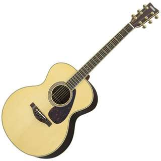 Yamaha LJ6 solid top electro-acoustic guitar with foam case (last set, clearance)