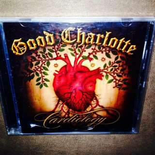 Good Charlotte-Cardiology CD(NM)