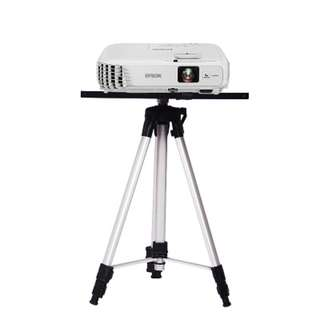 (ET550) Projector Tripod Stand with Adjustable Height  Contact fiona at 87209646