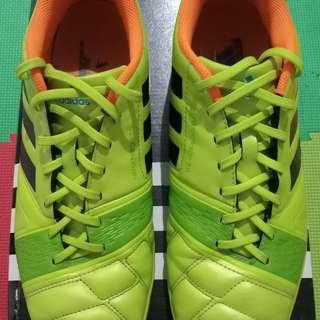 Adidas Nitrocharge 3.0 Original Hijau Stabillo Futsal