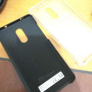 Case xiaomi note 4 ori