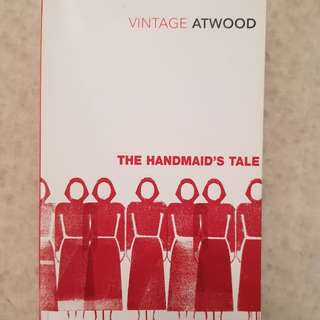 The handmaid's tale by Vintage Atwood