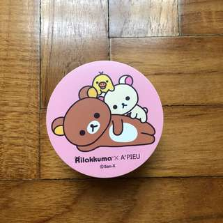 A'pieu Rilakkuma Colour Correcting Loose Powder