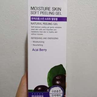 Foodaholic Acai Berry Moisture Skin Peeling Gel