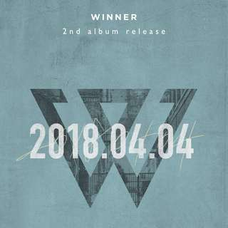 [Pre-Order] Winner - 2nd Album