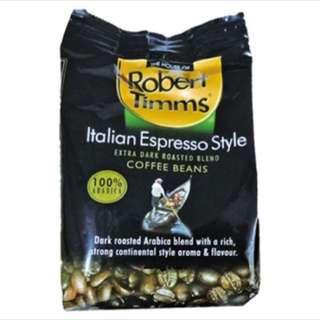 🚚 Robert Timms 澳洲 義式 研磨 咖啡豆 250g