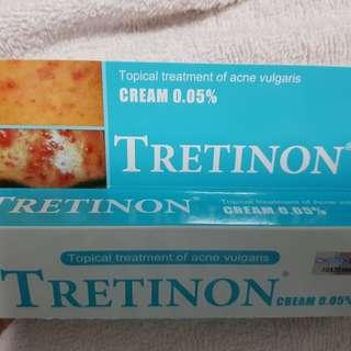 Tretinon cream 0.05%