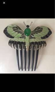 Butterfly Hair Comb/Pin