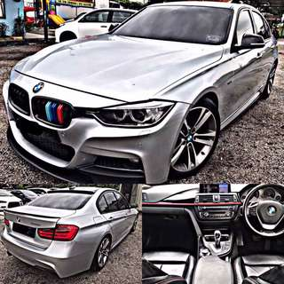SAMBUNG BAYAR / CONTINUE LOAN   BMW F30 328i M SPORT TWIN POWER TURBO
