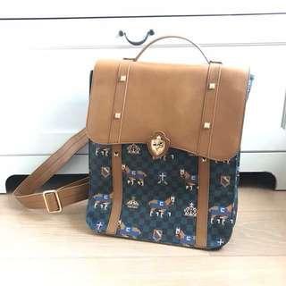 韓國品牌 Cupcake backpack