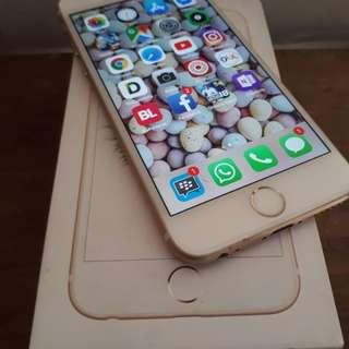Iphone 6 32Gb Ex Ibox, Fulset, Mulus 99% Like New, No Minus, Bisa TT