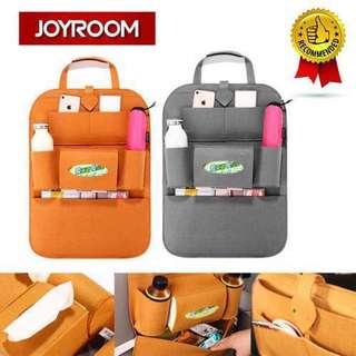 100%全新現貨!JOYROOM JR-CY130 多功能汽車座椅收納袋 儲物架 儲物袋 Car Vehicle Back Seat Multi-pocket Storage Bag Hanging