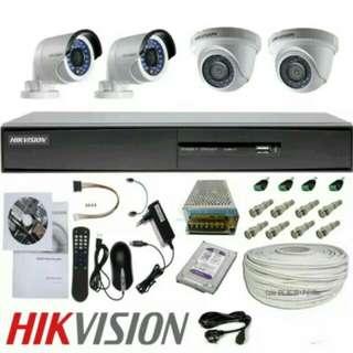 PAKET CCTV MURAH SUPPORT ONLINE