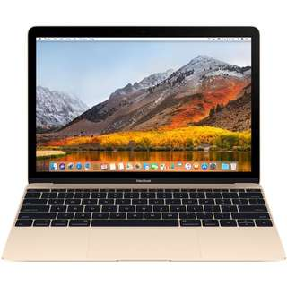 "Apple 12"" MacBook (Early 2015, Gold) Laptop"