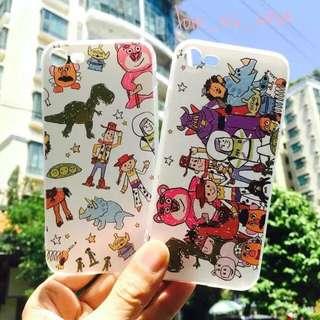 Toy story手機殻 (6/6s/6+/6s+/7/7+/8/8+)