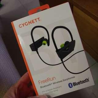 Cygnett FreeRun Bluetooth wireless earphones!!