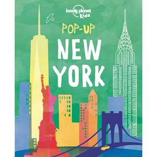 ☺[Brand New] Pop-Up New York  ( Lonely Planet Kids)  By: Lonely Planet Kids, Andy Mansfield