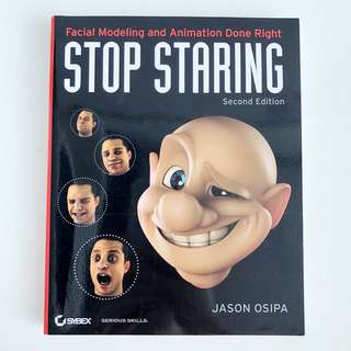STOP STARING Modeling and Animation by Jason Osipa
