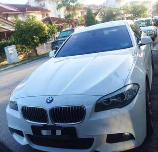 BMW F10 528i MSPORT CONTINUE LOAN
