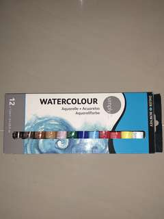 Daler Rowney Watercolour Set