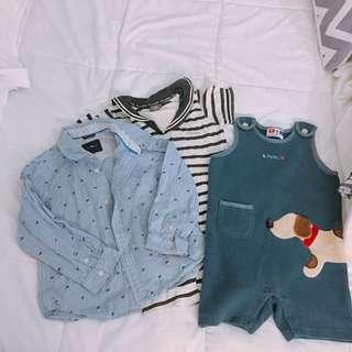 3-5 y/o Clothes Bundle