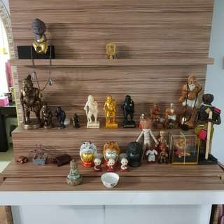 Thai amulet Thai bucha